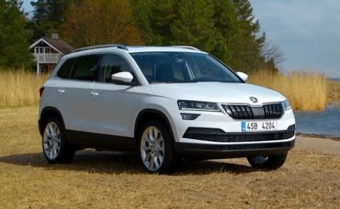 Embedded thumbnail for Видео тест-драйв Skoda Karoq 2017