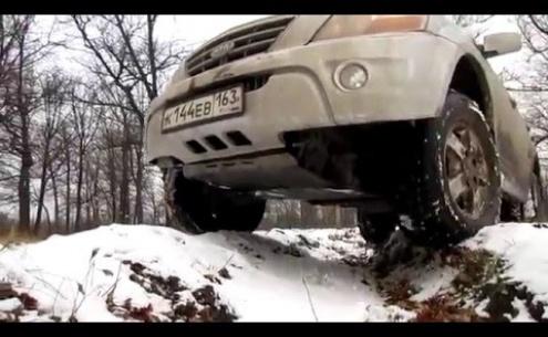 Embedded thumbnail for Тест-драйвы Kia Sorento I рестайлинг (2006-2009)