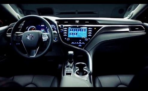 Embedded thumbnail for Тест-драйв Toyota Camry 2017 года