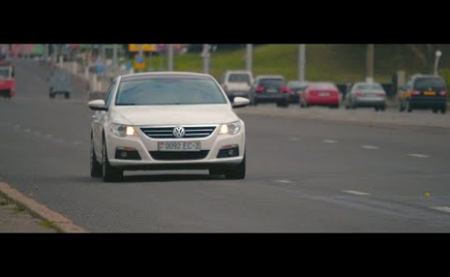 Embedded thumbnail for Volkswagen Passat CC тест-драйв — видео