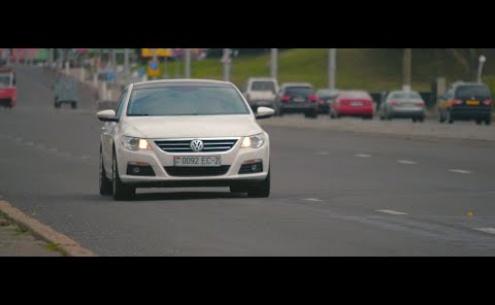 Embedded thumbnail for Volkswagen Passat CC тест-драйв — видео
