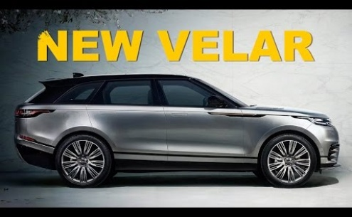 Embedded thumbnail for Тест-драйв Range Rover Velar 2017