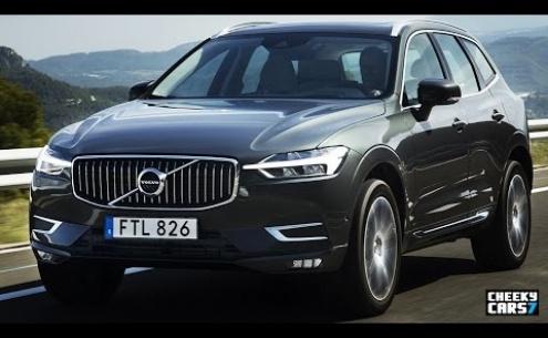 Embedded thumbnail for Видео тест-драйв Volvo XC60 2018 модельного года