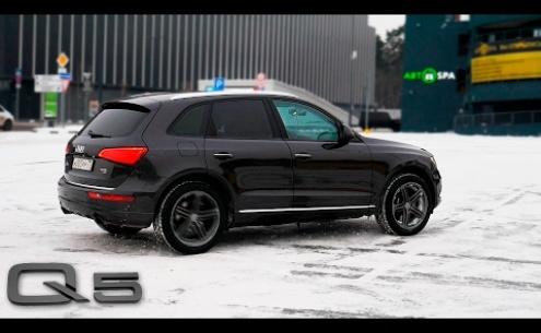 Embedded thumbnail for Audi q5 тест драйв видео смотреть онлайн