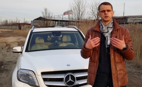 Embedded thumbnail for Тест драйв mercedes glk видео смотреть онлайн