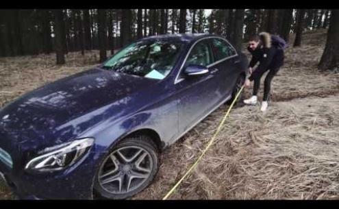 Embedded thumbnail for Тест-драйв Mercedes-Benz C250d 4MATIC в кузове W205