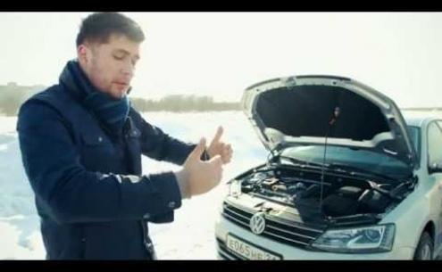 Embedded thumbnail for Тест-драйв Volkswagen Jetta — видео