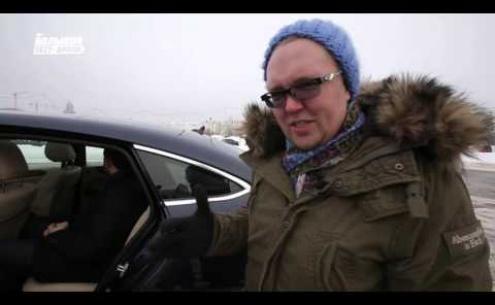 Embedded thumbnail for Mercedes benz тест драйв видео смотреть онлайн