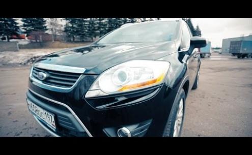 Embedded thumbnail for Подборка тест-драйвов Ford Kuga I поколения (2008-12)