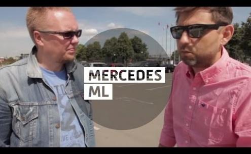 Embedded thumbnail for Тест драйв mercedes ml видео смотреть онлайн