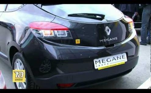Embedded thumbnail for Renault Megane купе тест-драйв видео смотреть онлайн