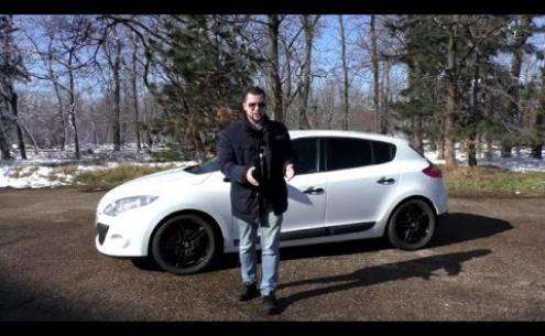 Embedded thumbnail for Тест драйв Renault Megane 3 видео смотреть онлайн
