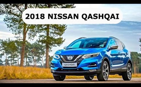 Embedded thumbnail for Тест-драйвы Nissan Qashqai рестайлинг