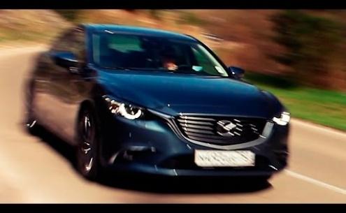 Embedded thumbnail for Тест-драйвы Mazda 6 III поколения 2017