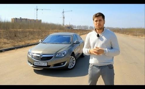 Embedded thumbnail for Опель инсигния тест драйв видео смотреть онлайн