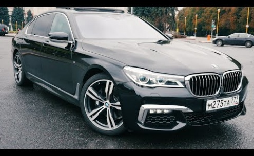Embedded thumbnail for Тест драйв bmw 7 видео смотреть онлайн