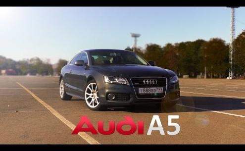 Embedded thumbnail for Audi a5 тест драйв видео смотреть онлайн