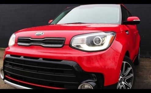 Embedded thumbnail for Тест-драйв Kia Soul 2017 года