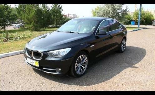 Embedded thumbnail for Тест-драйвы подержанных BMW 5 GT F07 (2009-2017)