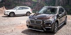 BMW X1 F48 - видео