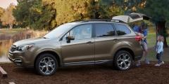 Subaru Forester а пикник
