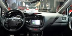 Kia Ceed — салон автомобиля