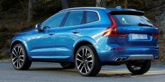 Volvo XC60 синий
