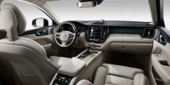 Volvo XC60 интерьер салона