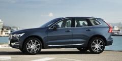 Volvo XC60 официальное фото