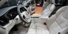 Сиденье водителя Вольво XC60