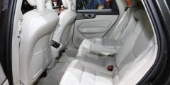 Задние сиденья Вольво XC60