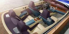 Салон Rolls-Royce Dawn