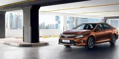 Тест-драйв Toyota Camry в России