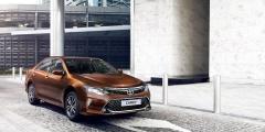 Toyota Camry - тест-драйв