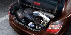 Toyota Camry - багажник