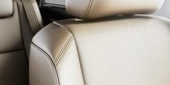 Toyota Camry - сиденье крупно