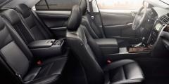 Toyota Camry - салон полностью