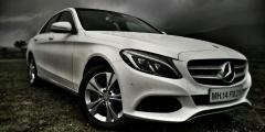 Фотообои Mercedes-Benz C250d