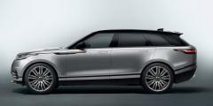 Range Rover Velar - вид сбоку