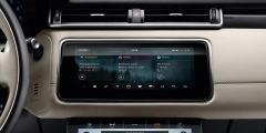 Range Rover Velar - центральная консоль
