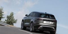 Range Rover Velar - вид сзади