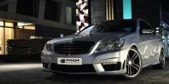 Mercedes E-класс - официальное фото