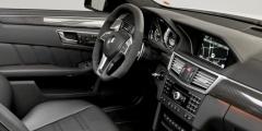 Mercedes E - интерьер салона