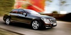 Mercedes E-класс - красивое фото